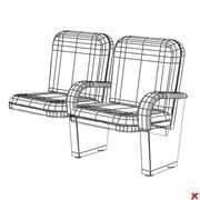 Chair cinema006.ZIP 3d model