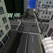 CityCorner02 3d model
