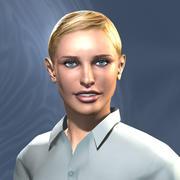 Elena 3d model