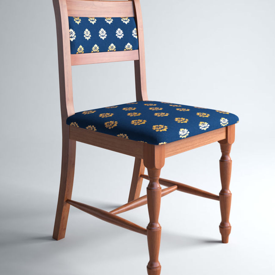 Chair cx royalty-free 3d model - Preview no. 1