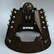 Emperor Dalek from Doctor Who 3d model