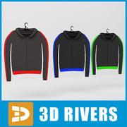 Sweatshirts set  by 3DRivers 3d model