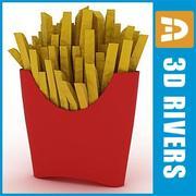 Fries av 3DRivers 3d model