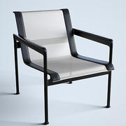 Chair B&B 1966-25 3d model