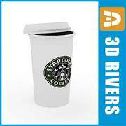 Coffee pack 01 by 3DRivers 3d model