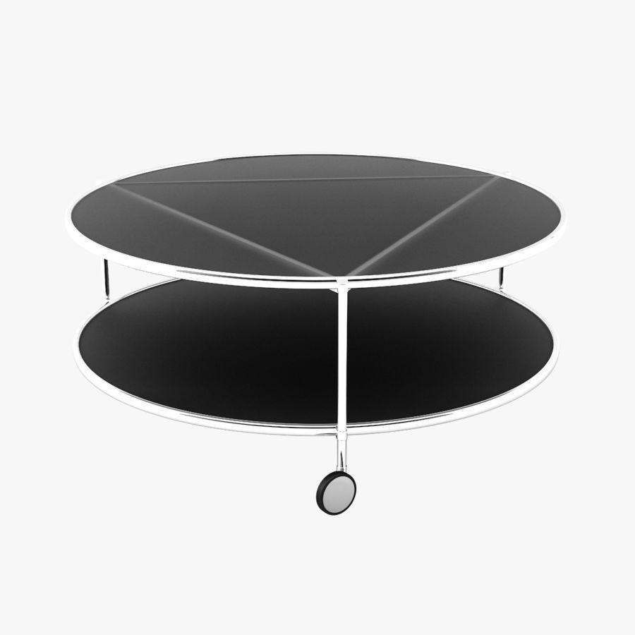 Strind Side Table Ikea 3d Model 15 Max Obj Fbx 3ds Free3d
