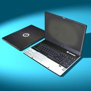 Msi Notebook Laptop 3d model