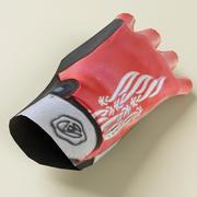 Sport Gloves 3d model