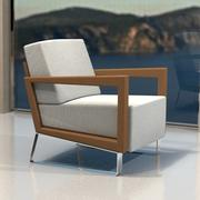 Custom Chair 1 assembly.3DS 3d model