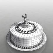 Cake 15 by 3DRivers 3d model