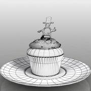 Cake 07 by 3DRivers 3d model
