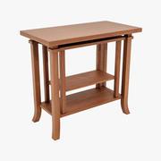 Coonley Nesting End Table 3d model