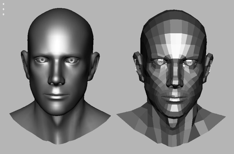 Head.ma royalty-free 3d model - Preview no. 16