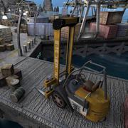 Forklift.obj 3d model