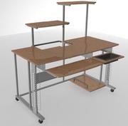 стол письменный 3d model