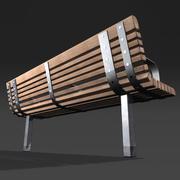 Bench_2.mb 3d model