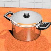 cooking pot.max 3d model