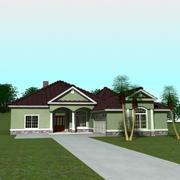 House_02 3d model
