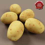 Potato V2 3d model