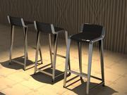 bar stool.max 3d model