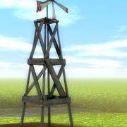wind Mill 3d model