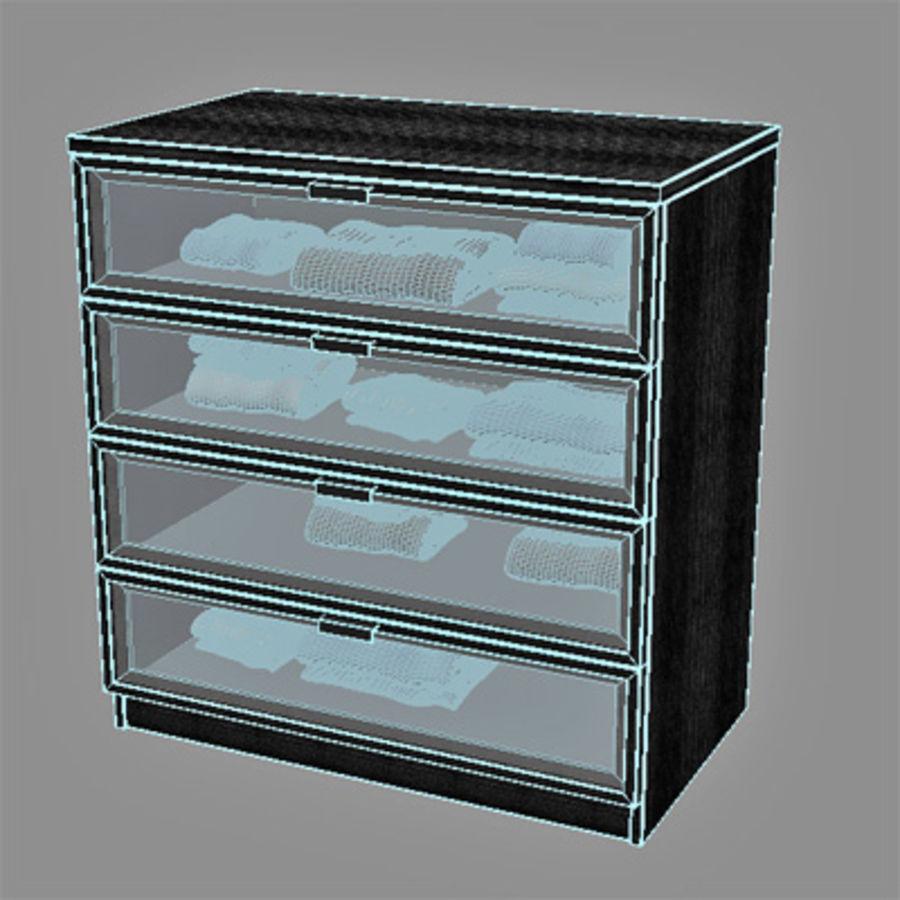 Free3d Cajonera Ikea Hopen Modelo 3d10objmax3ds uKclFJ31T