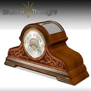 Desk or Mantle Clock (Howard Miller) 3d model