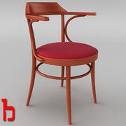 Chaise thonet 3d model