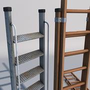 Ladder01 3d model