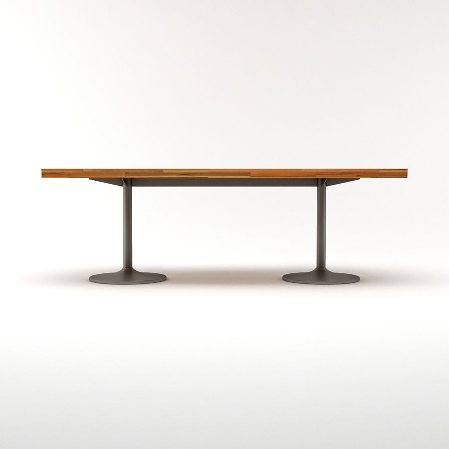 LC 11 Table royalty-free 3d model - Preview no. 3