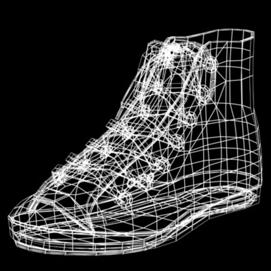 Shanghai_Shoe_01.zip royalty-free 3d model - Preview no. 11