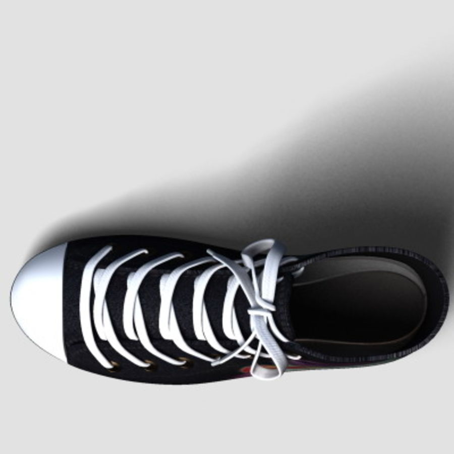 Shanghai_Shoe_01.zip royalty-free 3d model - Preview no. 7