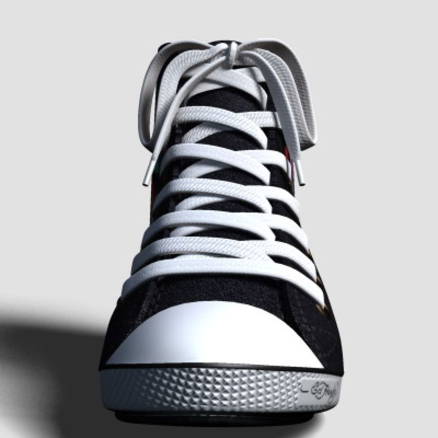 Shanghai_Shoe_01.zip royalty-free 3d model - Preview no. 3