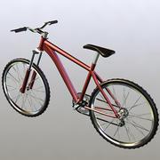 Sport Fahrrad 3d model