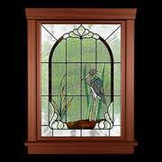 WD Crane Window 3d model