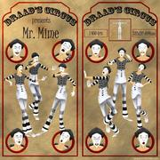 character_mime.obj 3d model