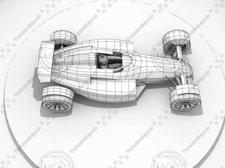 Track Mania Stadium Car royalty-free 3d model - Preview no. 9