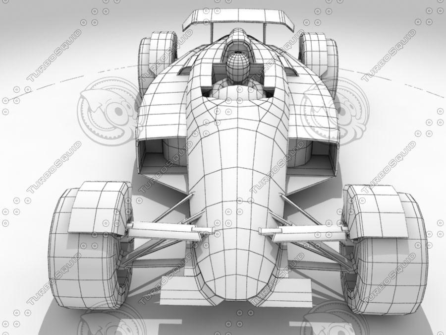 Track Mania Stadium Car royalty-free 3d model - Preview no. 2