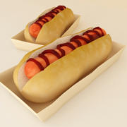 Hotdog.zip 3d model