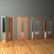 Door Set 2 3d model