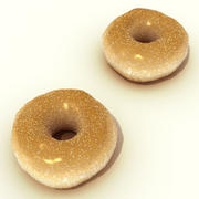 Doughnut_01.zip 3d model