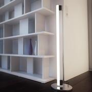 Szara lampka Eileen 3d model