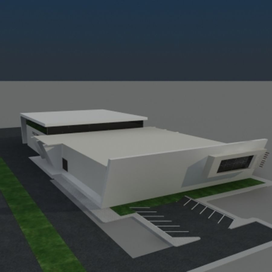 Lastterminal royalty-free 3d model - Preview no. 10