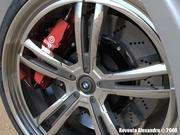 Brembo Brake System Detaliated 3d model