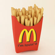 Fries.zip 3d model