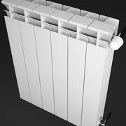 Centralvärme radiator 3d model