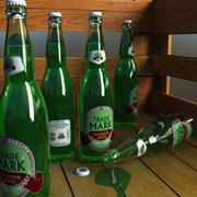 Bottle 3d model