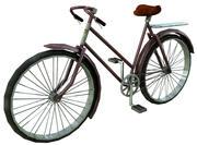 バイクc4d 3d model