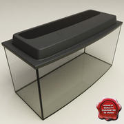 Aquarium V2 3d model