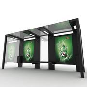 Shelter A01 3d model